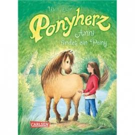 Carlsen Verlag - Ponyherz - Anni findet ein Pony, Band 1