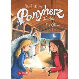 Carlsen Verlag - Ponyherz - Nachts im Stall, Band 6