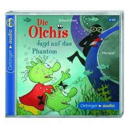 Oetinger - CD Die Olchis - Jagd auf das Phantom, 2 CDs