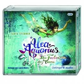 Oetinger - CD - Alea Aquarius. Die Farben des Meeres (4 CD), Folge 2