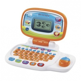 VTech - Ready, Set, School - Lerncomputer - Mein Lernlaptop orange