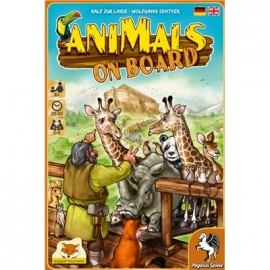 Eggert Spiele - Animals on Board