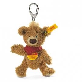 Steiff - Schlüsselanhänger Knopf Teddybär