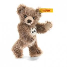 Steiff - Mini Teddybär, 10 cm, braun gespitzt