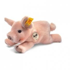 Steiff - Kuscheltiere - Kuscheltiere für Babys - Steiffs kleiner Freund Schweinchen Sissi, 22 cm
