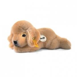 Steiff - Kuscheltiere - Kuscheltiere für Babys - Golden Retriver Welpe Lumpi, 22 cm