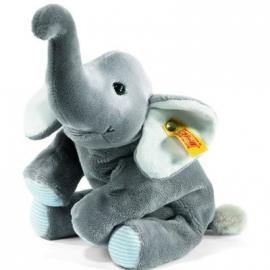 Steiff - Kuscheltiere - Kuscheltiere für Babys - Steiff s kleiner Floppy Trampili Elefant, 22 cm