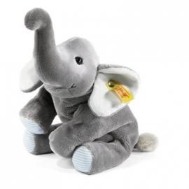 Steiff - Kuscheltiere - Kuscheltiere für Babys - kleiner Freund Elefant Tramili, 16 cm