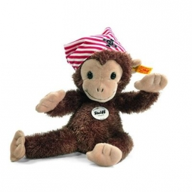 Steiff - Kuscheltiere - Kuscheltiere für Kinder - Dschungel - Scotty Affe, 28 cm