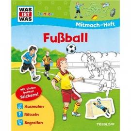 Tessloff - Was ist Was Junior - Mitmach-Heft Fußball