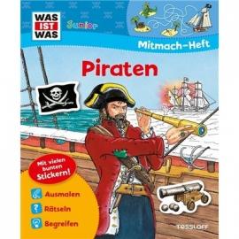 Tessloff - Was ist Was Junior - Mitmach-Heft Piraten