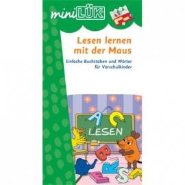 miniLÜK - Lesen lernen mit der Maus 1