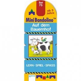Arena Verlag - Mini Bandolino - Set 75: Auf dem Bauernhof