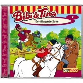KIDDINX - CD Bibi und Tina … Der fliegende Sattel (Folge 9)