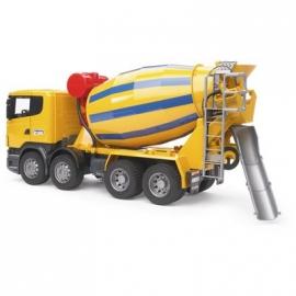 BRUDER - Scania R-Serie Betonmisch-LKW