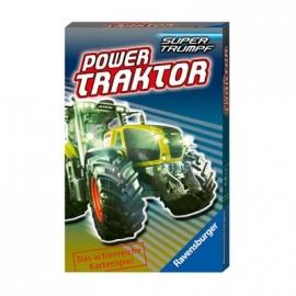 Ravensburger Spiel - Supertrumpf Quartett Power Traktor