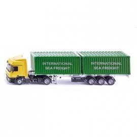 SIKU - LKW mit Container
