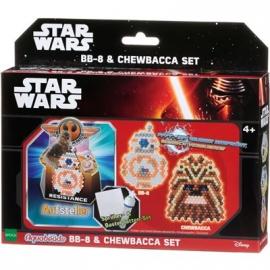 Aquabeads - Star Wars™ Motivset BB-8 und Chewbacca Set