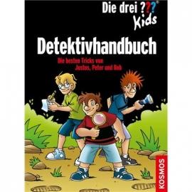 KOSMOS - Die drei ??? Kids - Detektivhandbuch