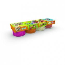 Goliath Toys - Super Sand Cups Orange/Pink