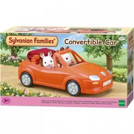 Sylvanian Families - Themen-Sets - Urlaub - Cabrio