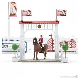 Schleich - Horse Club - Großes Reitturnier mit Pferden