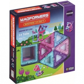 Magformers - Inspire Set Line - Inspire Set 14