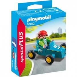 PLAYMOBIL® 5382 - Special Plus - Junge mit Kart