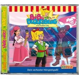 KIDDINX - CD Bibi Blocksberg … und Piraten-Lilly (Folge 101)