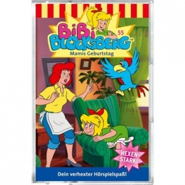 KIDDINX - CD Bibi Blocksberg … Mamis Geburtstag (Folge 55)