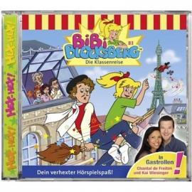 KIDDINX - CD Bibi Blocksberg … Die Klassenreise (Folge 83)