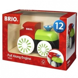 BRIO - Toddler - Push / Pull Alongs - Bunte Nachziehlok