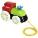 BRIO - Toddler - Push / Pull Alongs - Bunte Nachziehlok