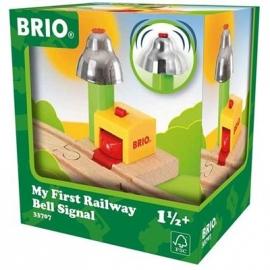 BRIO Bahn - Mein erstes BRIO Glockensignal