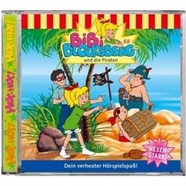 KIDDINX - CD Bibi Blocksberg … und die Piraten (Folge 68)