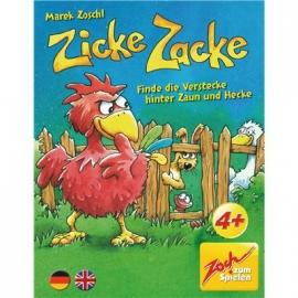 Zoch - Zicke Zacke Kartenspiel