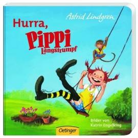 Oetinger - Pippi Langstrumpf - Hurra, Pippi Langstrumpf!