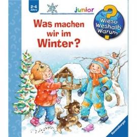 Ravensburger Buch - Was machen wir im Winter?