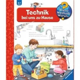 Ravensburger Buch - Technik bei uns zu Hause