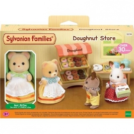 Sylvanian Families - Donut Stand
