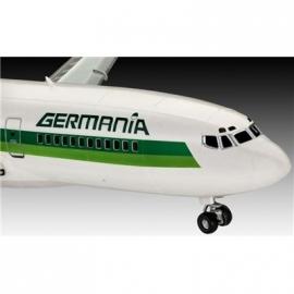 Revell - Boeing 727-100  GERMANIA