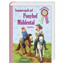 Sommerspaß auf Ponyhof MühlentalSommerspaß auf Ponyhof Mühlental (3 in 1)Sammelband (3 in 1)