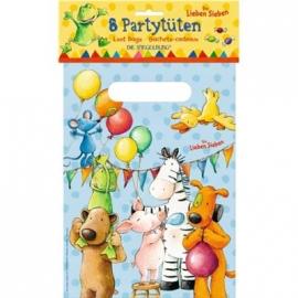 Partytüten Die Lieben Sieben (8 Stück)
