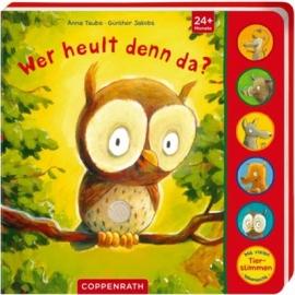 Coppenrath - Wer heult denn da?