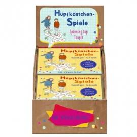 Die Spiegelburg - Hüpfkästchenspiel Bunte Geschenke