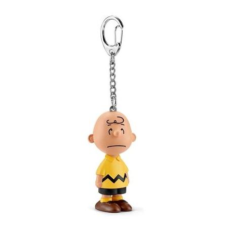 Schleich - Peanuts - Schlüsselanhänger Charlie Brown