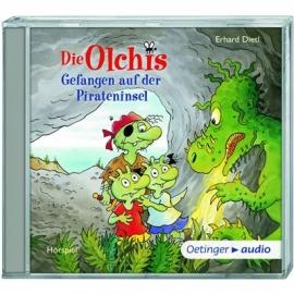 Oetinger - CD - Die Olchis - Gefangen auf der Pirateninsel