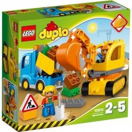 LEGO® DUPLO® - 10812 Bagger und Lastwagen