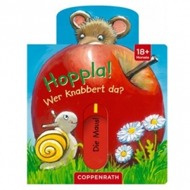 Coppenrath - Hoppla! Wer knabbert da?