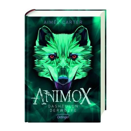 Oetinger - Animox - Das Heulen der Wölfe